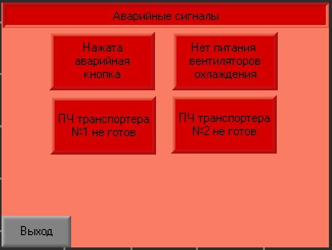 Система управления транспортером рольганги новосибирск